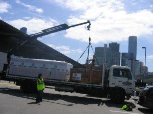 Small Truck Crane
