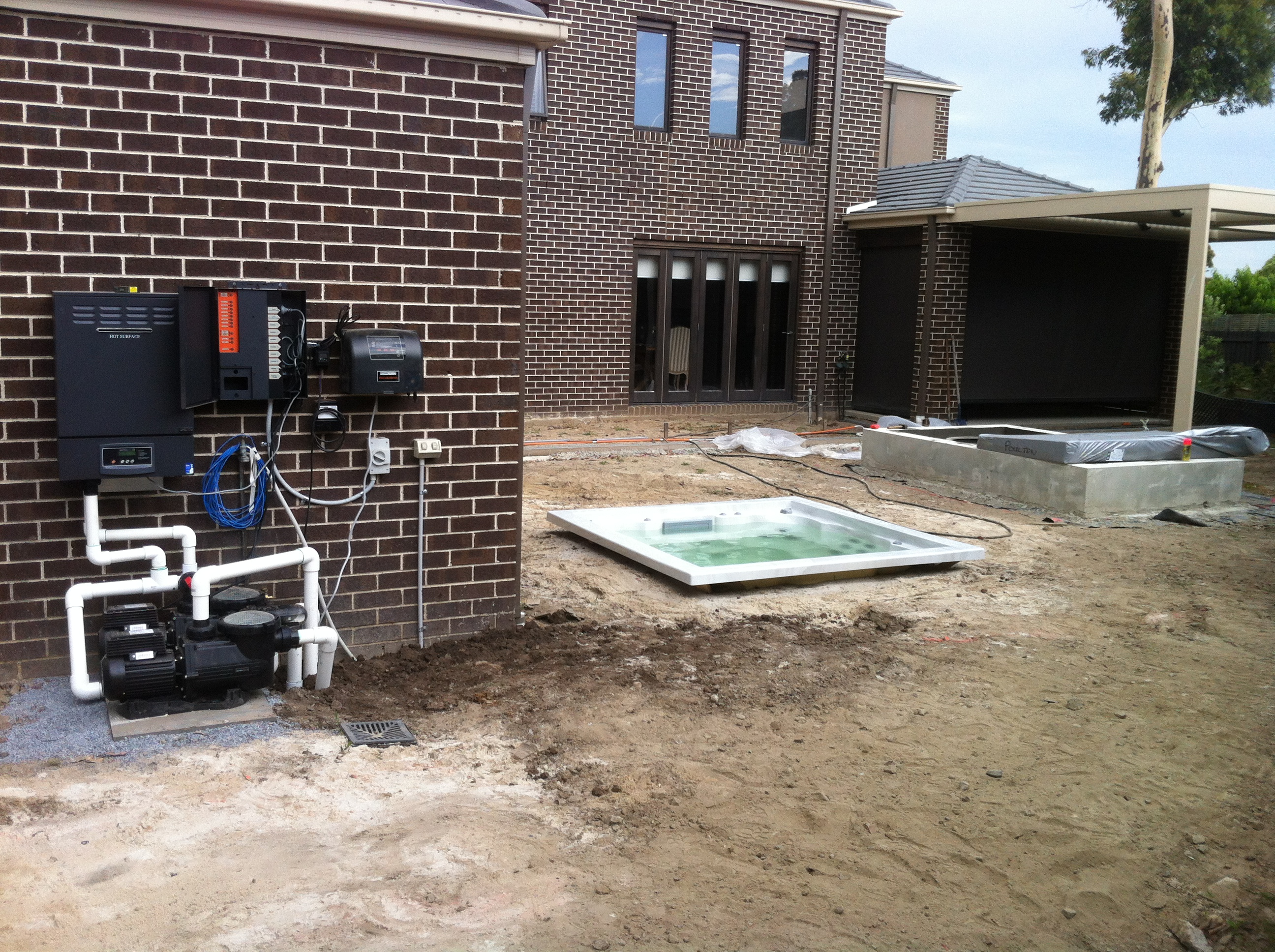 Faqs Run Electrical Wires Underground To Reach Sheds Lights Patios And Smooth Edge Shanepoulton Inground Installation With Equipment Remote