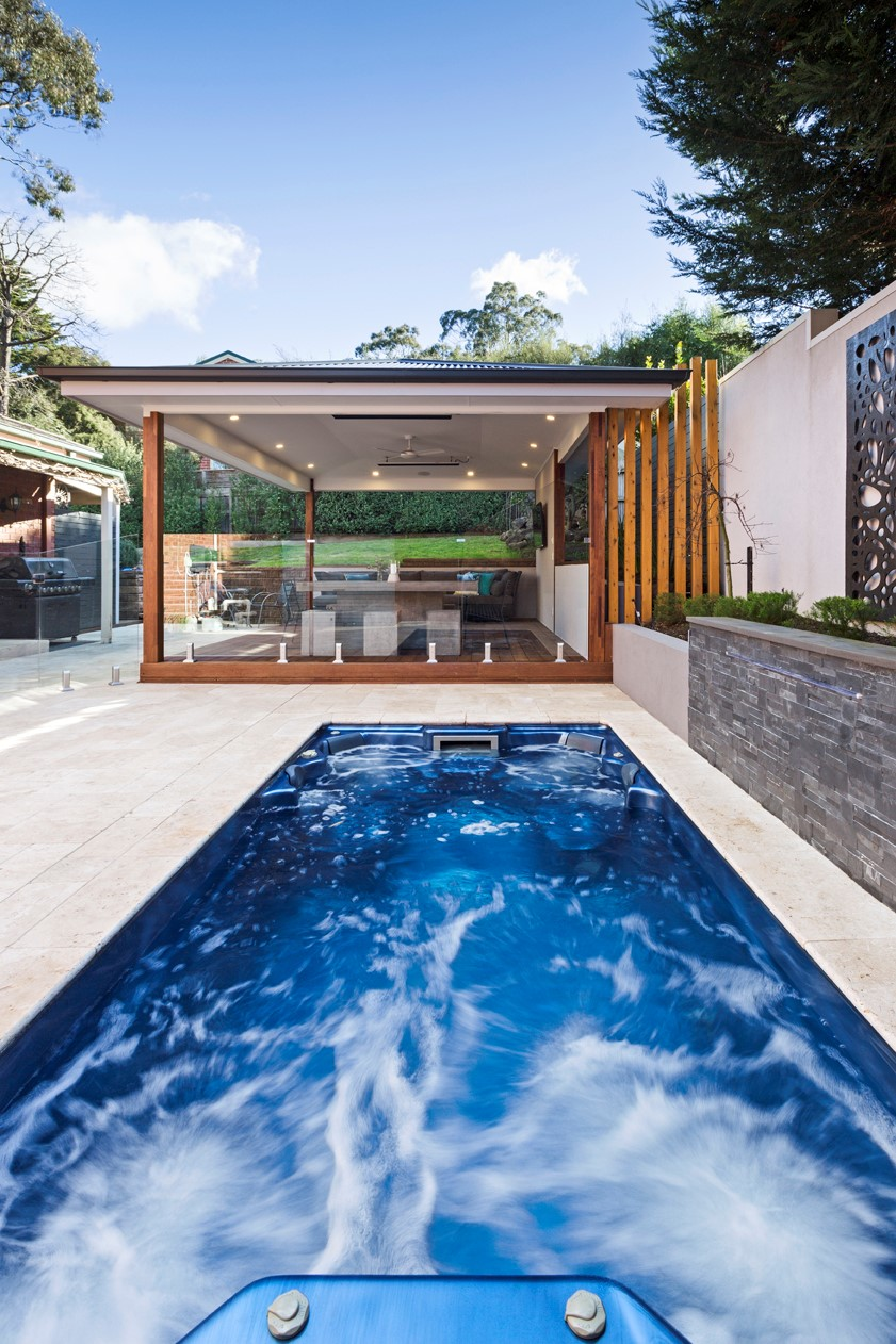 7 reasons why the endless swim spa is the perfect choice for Pool design eltham